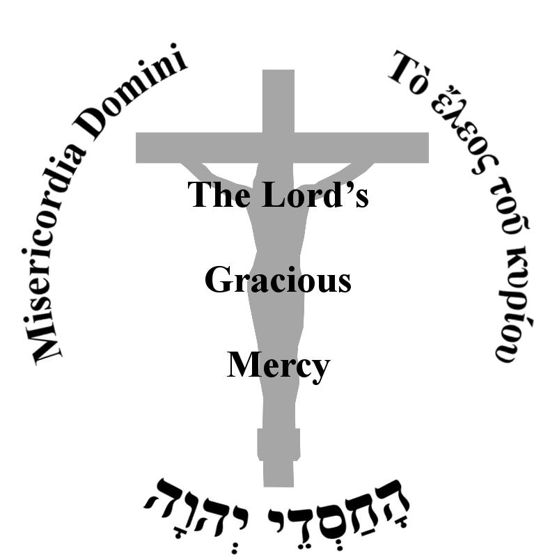 Gracious Mercy Blog