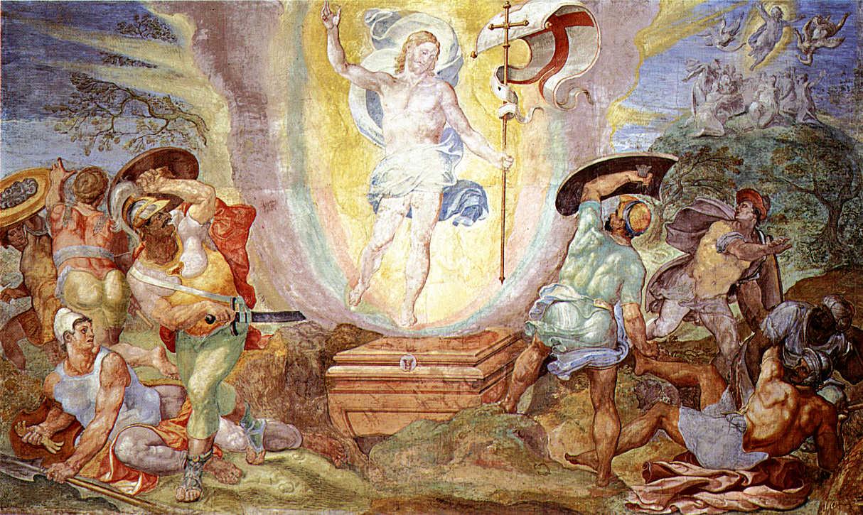 Christ-the-ResurrectionSistine-Chapel